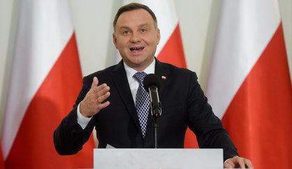Kilka lat temu Andrzej Duda go krytykował. Teraz jest doradcą prezydenta
