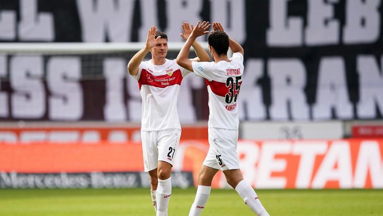 Marcin Kamiński i Mario Gomez