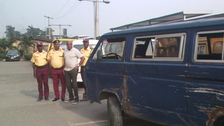 LASTMA arrests over 100 vehicles for violating social distancing ...