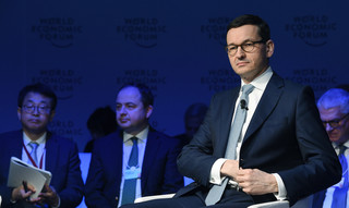 Morawiecki w Davos: Polska przykładem jak uwolnić się z pułapek