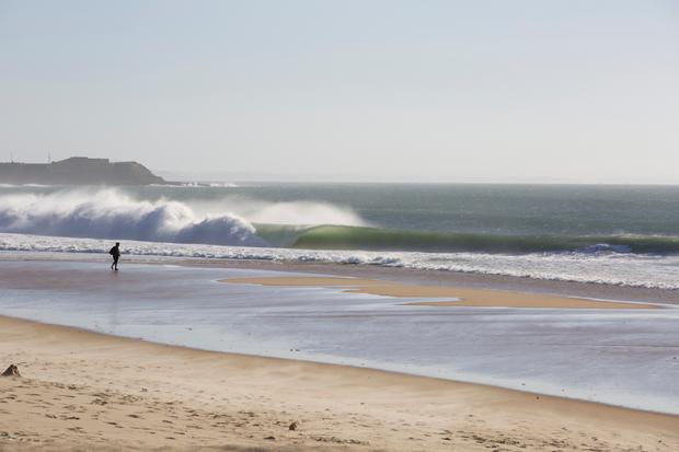 Plaża Supertubos