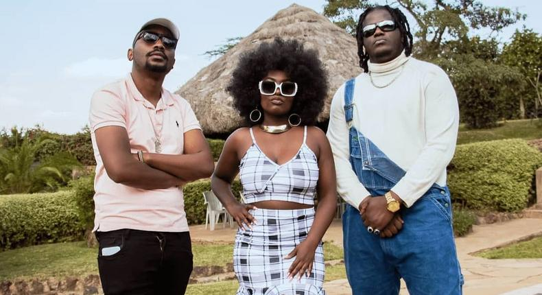 Rapper Maandy teams up with Breeder LW & Ndovu Kuu for Sirudi Home Remix