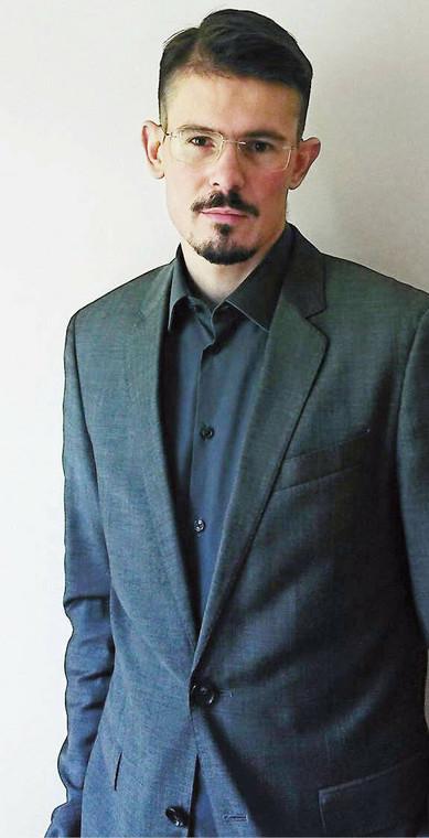 Marcin Bogdanowicz, adwokat z Kancelarii Prawa Prywatnego i Medycznego w Warszawie, współautor bloga PrawnicyLekarzom.pl  fot. Materiały prasowe