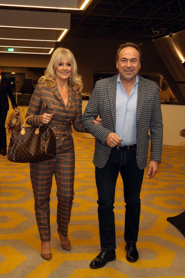 Marinko Rokvić sa suprugom