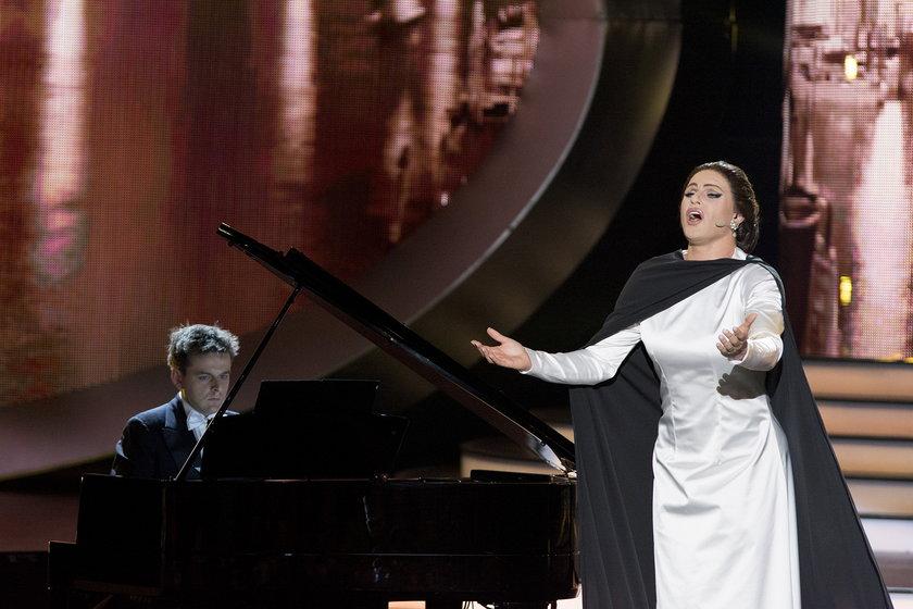 """Marek Kaliszuk jako Maria Callas w finale """"Twoja Twarz Brzmi Znajomo"""""""