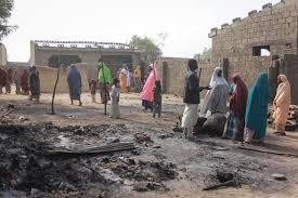 A village in the Northern Nigerian attacked by Boko Haram (NYT)