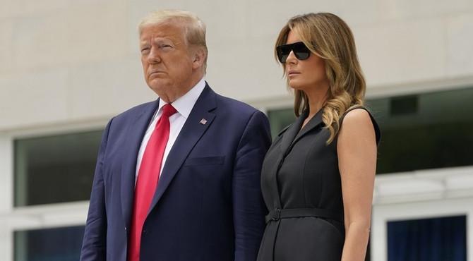Melanija i Donald