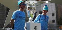 W sobotę finał Ligi Mistrzów. Angielscy kibice na ulicach Porto