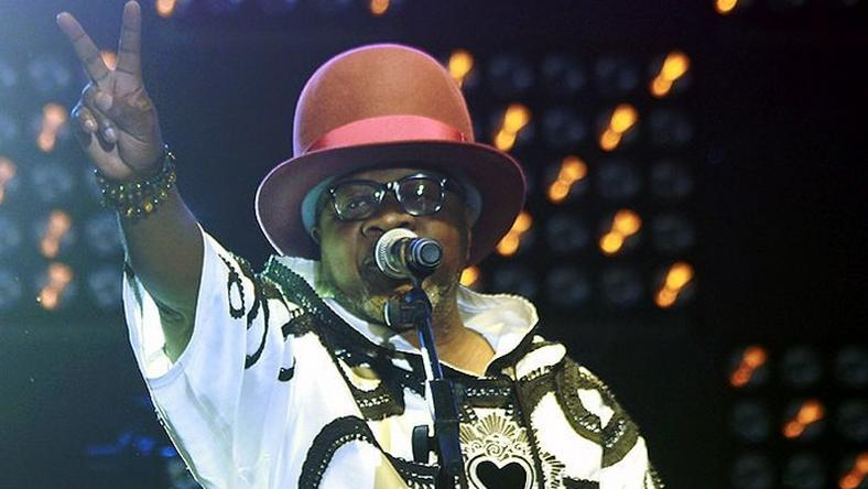 Papa Wemba's final moments on stage before his collapse