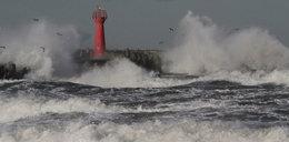 Wichura ze Szwecji dotarła nad Bałtyk. Meteorolodzy ostrzegają