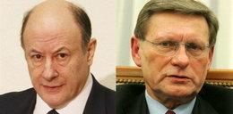 Minister finansów rozjeżdża Balcerowicza