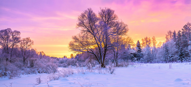 Temperatura na wschodzie kraju może spadać nawet poniżej -20 st. C