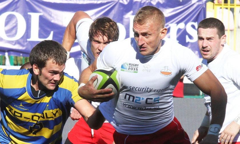 Polska, Szwecja, rugby