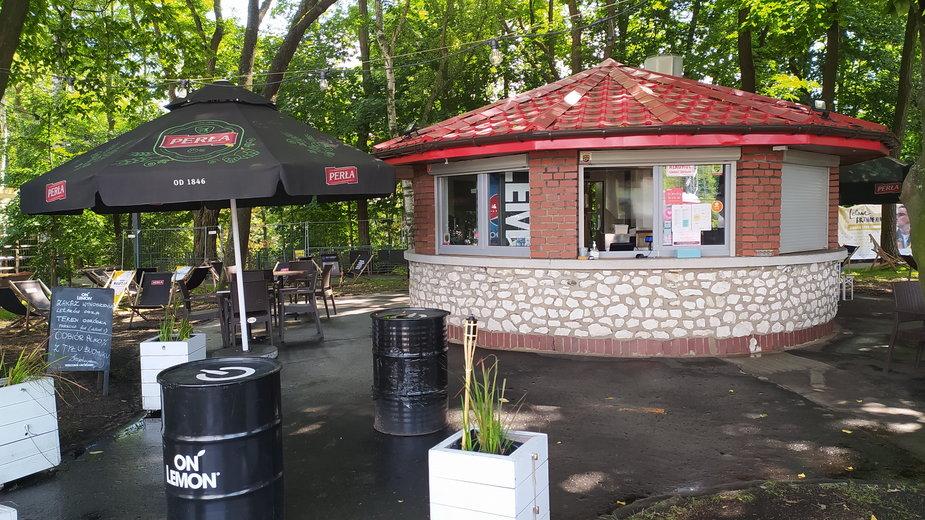 Parkowa Kraków Food & Chillout.
