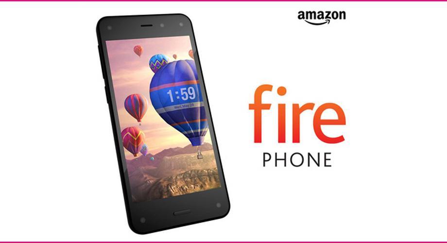 Fire Phone: Amazon stellt Smartphone mit 3D-Feature vor