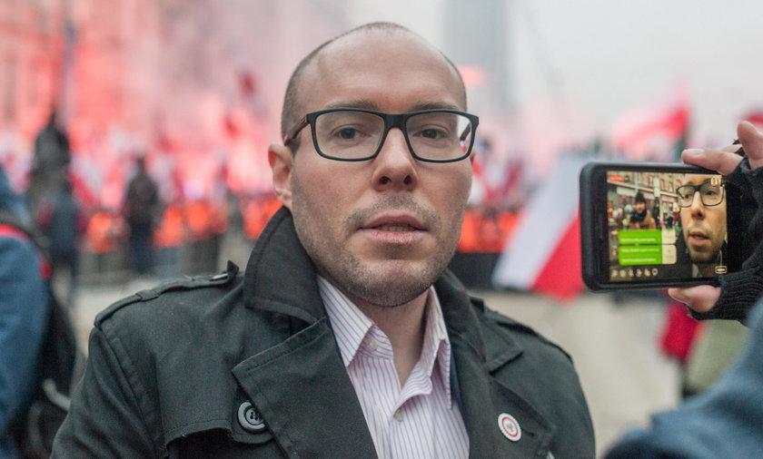 Popularny polski bloger zatrzymany na lotnisku w Londynie
