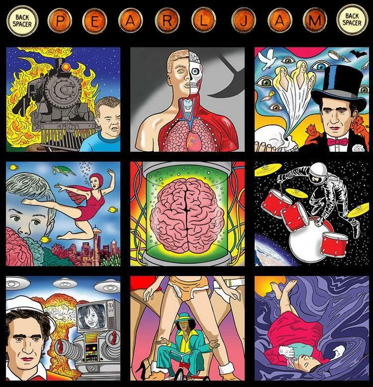 "Pearl Jam ""Backspacer"""