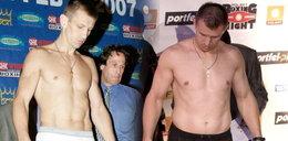 Adamek przytył 21 kg. Zobacz!