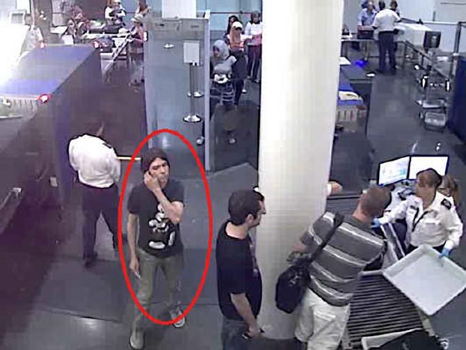 Luka na aerodromu u Francuskoj