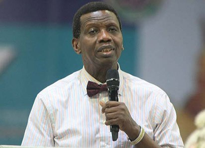 The General Overseer of the Redeemed Christian Church of God (RCCG), Pastor Enoch Adeboye