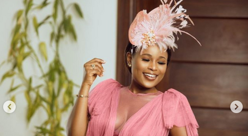 Berla Mundi campaigns for breast cancer in stunning photos