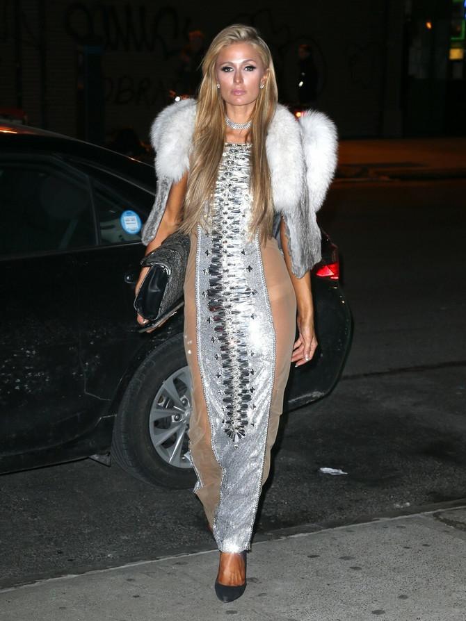 iz jedne modne greške u drugu: Paris Hilton