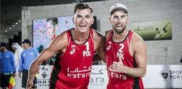 Polscy siatkarze plażowi wygrali turniej World Tour w Dausze