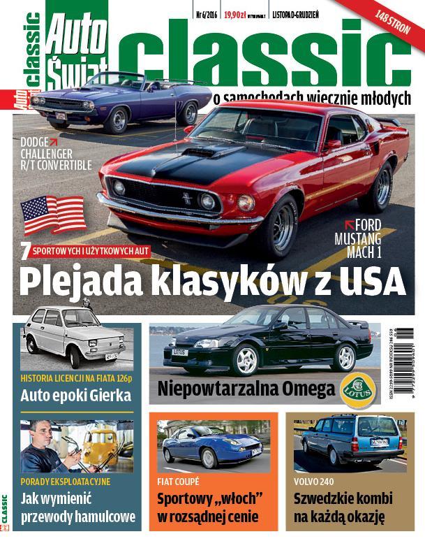 Auto Świat Classic 6/2016