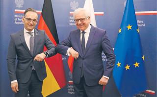 Przed prezydencją Niemcy wyciszają spory