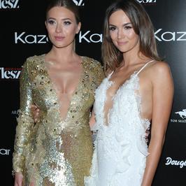 Paulina Krupińska i Marcelina Zawadzka na pokazie marki Kazar. Która Miss Polonia wyglądała lepiej?