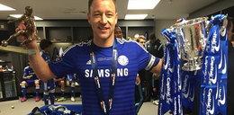 Tak świętował kapitan Chelsea ZDJĘCIA