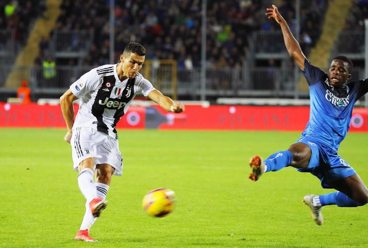 FK Juventus, Kristijano Ronaldo