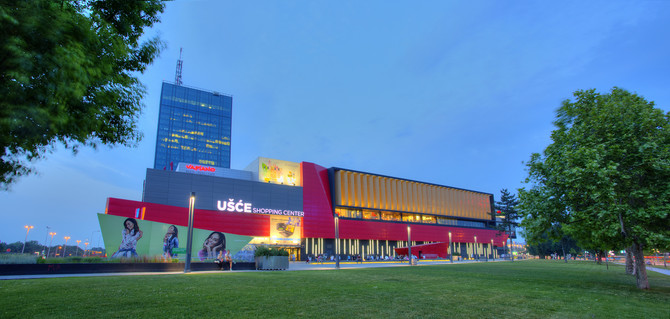 Usce Shopping Center