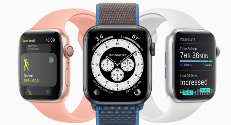 Apple Watch: Smartwatch mit Vertrag ab 15 € im Monat
