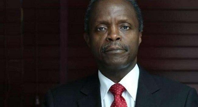 Nigeria's Vice President- Yemi Osinbajo