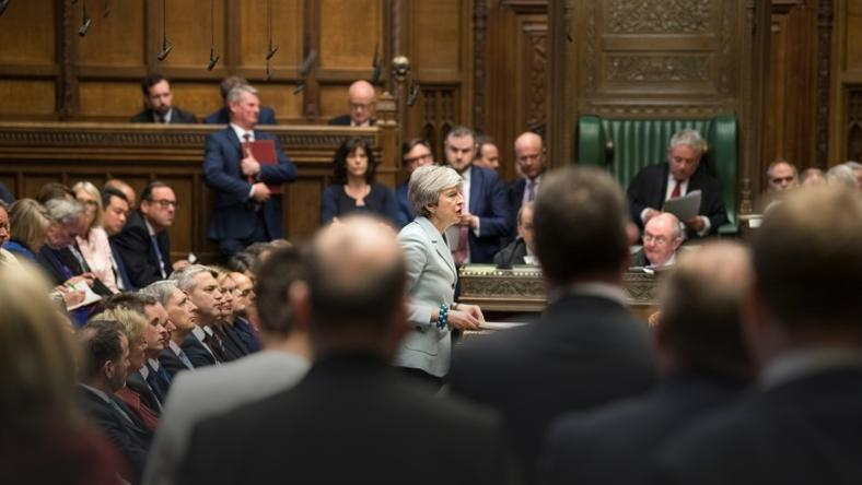 Parliament seized the initiative on Brexit from Prime Minister Theresa May