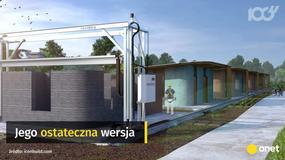 Domy z drukarek 3D - przyszłość w budownictwie mieszkań?