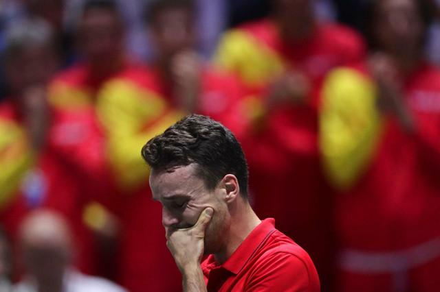 Bautista nije mogao da sakrije suze