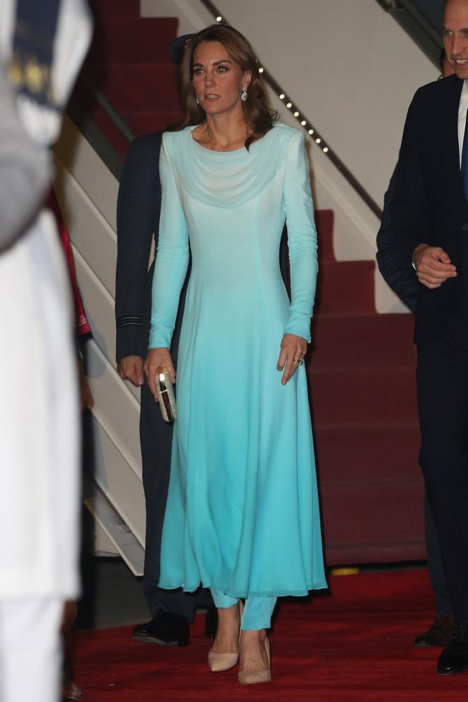 Prelepa haljina Kejt Midlton