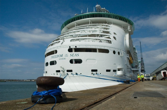 Nesreća se dogodila dok je brod bio usidren u luci