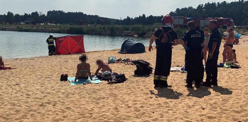 Strażacy o tragedii w Grodźcu: Mogliśmy już tylko zasłonić ciało 39-latki