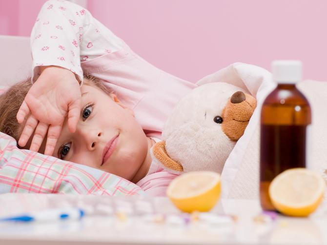 Kako MI učimo decu da su bolešljiva