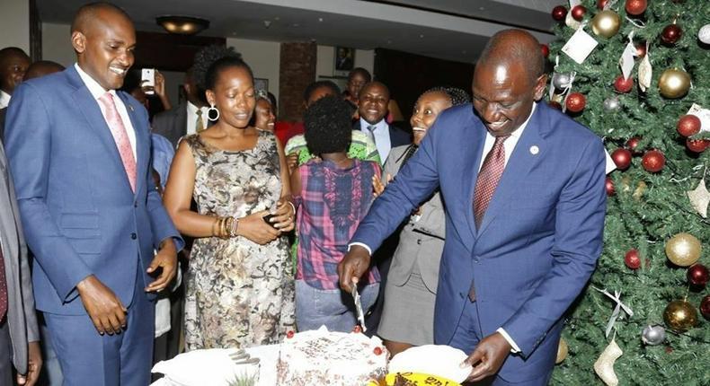 DP Ruto's turns 53 in style with lavish birthday party at Serena Kampala
