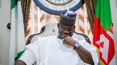 Presidential hopeful Governor Yahaya Bello wants Nigerian youths to take over in 2023