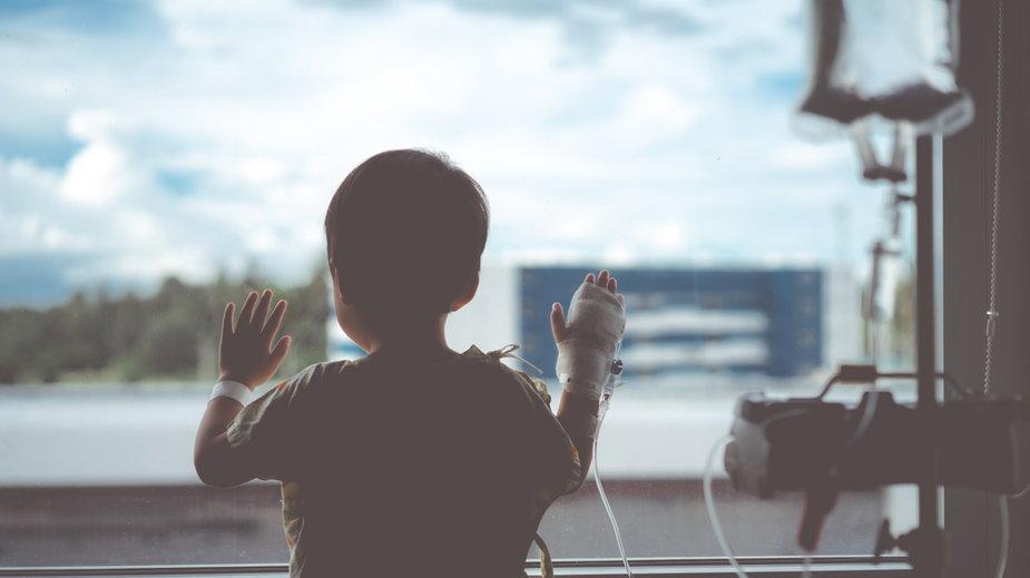 Błoch: trafiają do nas ciężko chore dzieci porzucone zaraz po narodzeniu