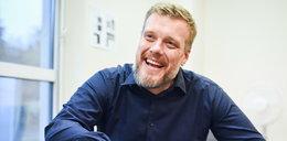 Adrian Zandberg pochwalił się mało znanym epizodem w życiu. Występował w serialu TVP