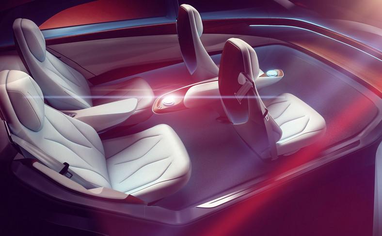 Volkswagen I.D. VIZZION – dzięki całkowitej autonomiczności z auta będą mogły także te osoby, dla których dzisiaj, np. ze względu na wiek, nie jest to możliwe