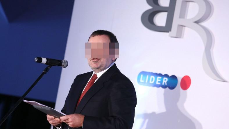 Były dyrektor NCBR prof. Krzysztof K.