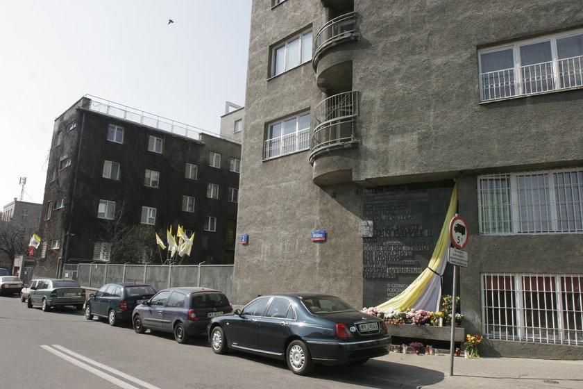 Dom urszulanek w Warszawie