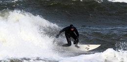 Wielki sztorm na Bałtyku